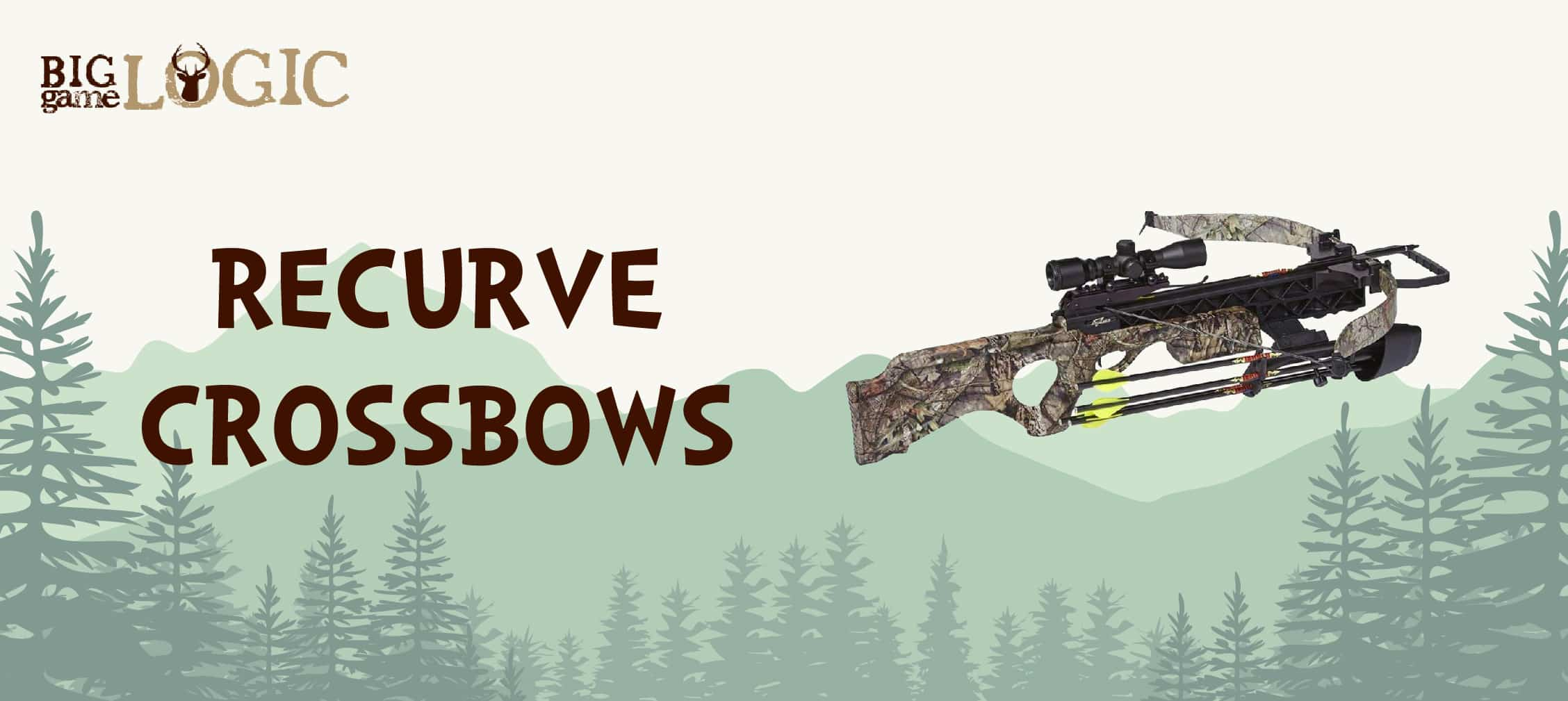 Best Recurve Crossbows of 2019 – Complete Buyer's Guide - Big Game Logic
