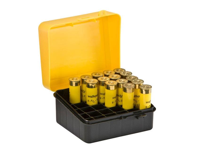 Shooting Yellow Shells – 20 Gauge Shells - Big Game Logic